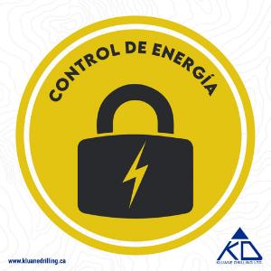Campaña Quinta Regla Control de Energía
